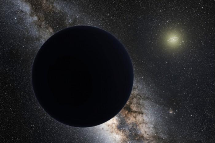 NASA终于承认太阳系第九行星存在 5个太阳系异象