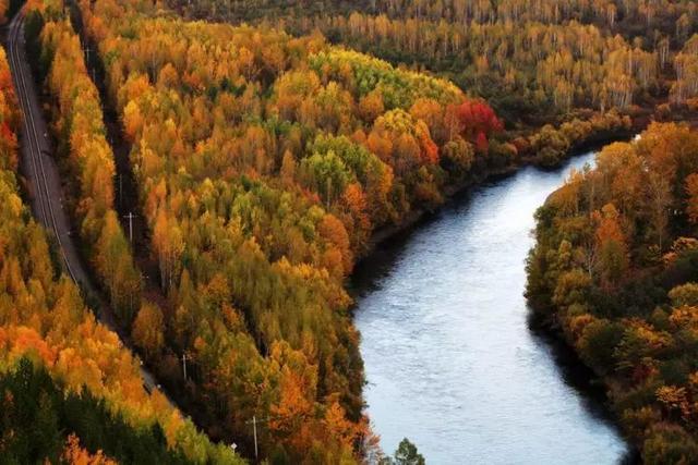 全国各省最美赏秋地推荐!你的家乡上榜了吗?
