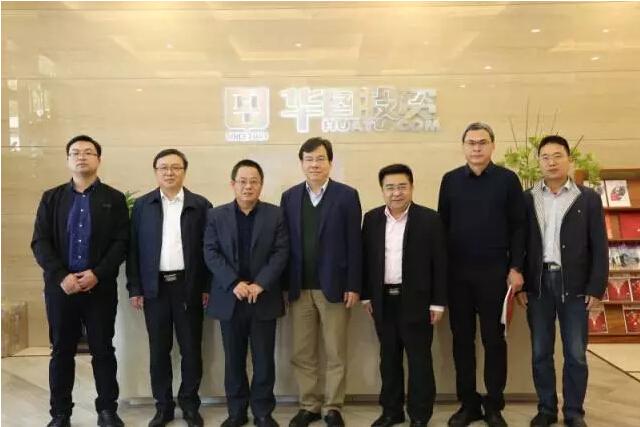 湖南省工商联主席、省总商会会长张健走访北京湖南企业商会会员单位