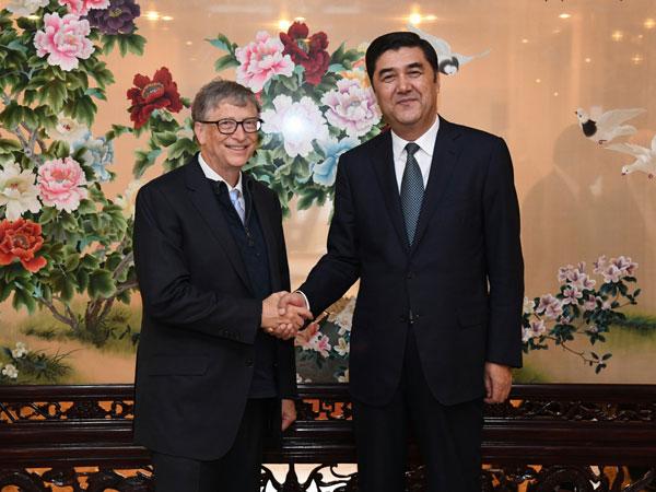中美核能领域合作潜力非常大 比尔•盖茨也加入了