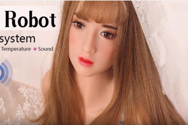 盘点全球五大性爱机器人,个个性感美貌,功夫一流,看看哪款最适合你!