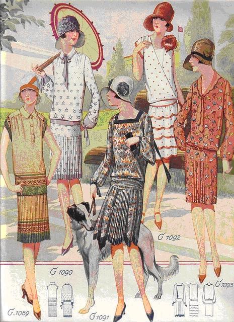 旗袍不是民族传统服装,袍服设计来自于男装图片
