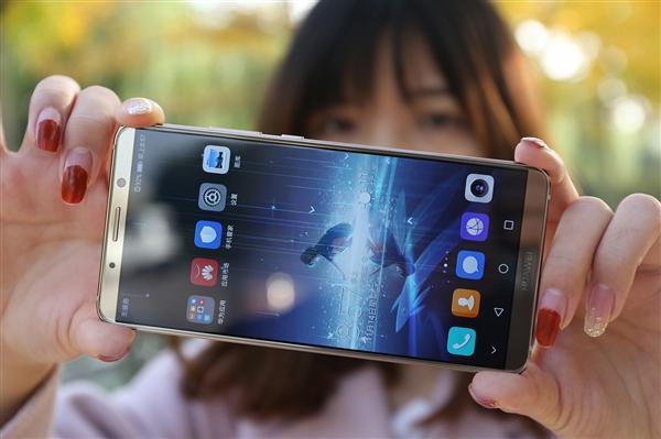 被凭这五点 老外放弃iPhone X换华为Mate 10 Pro