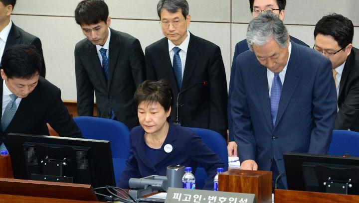朴槿惠翻身渺茫! 韩媒:一审被判有罪在所难免