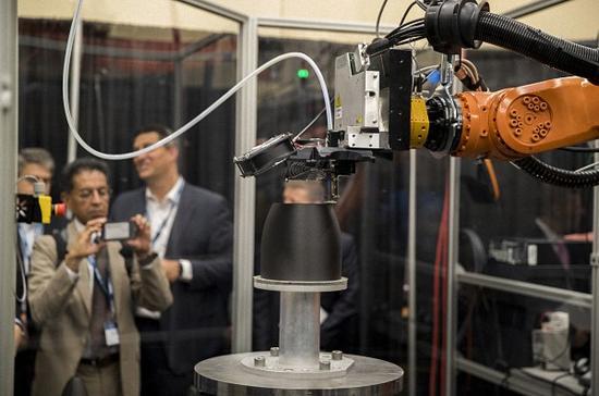 机器人与3D打印的结合