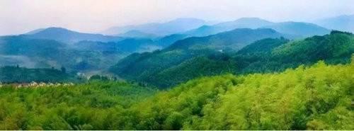 放慢生活节奏让西九华山来美好你的生活