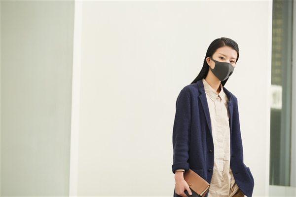 智米推轻呼吸KN95防霾口罩:超强透气39元3只
