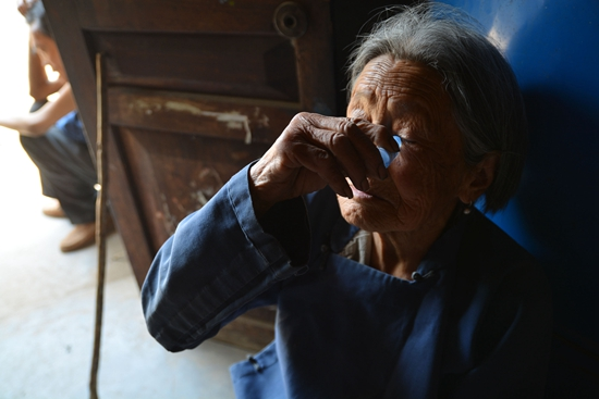 & have spent On May 16, 2017, shandong j Xue Xiuying cataracts, are some eye drops. Vision for Chinese figure