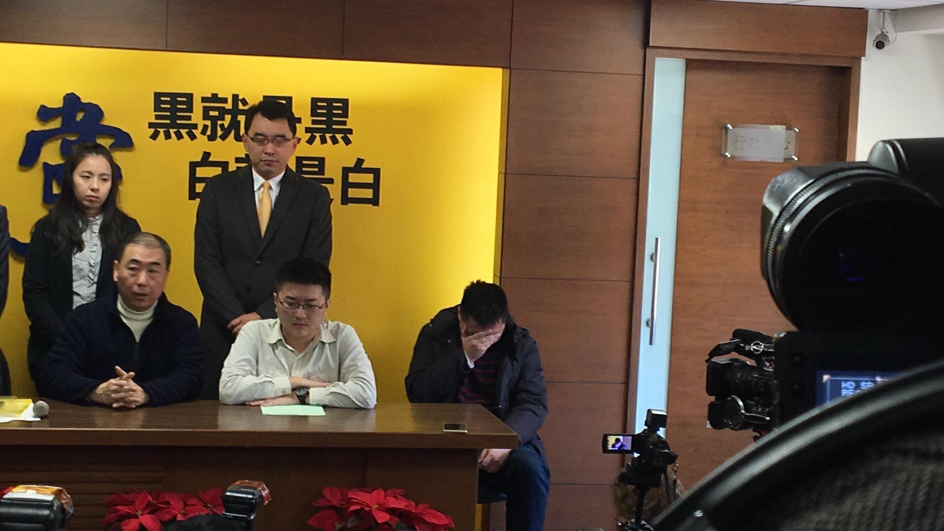 王炳忠:我住处搜出来的人民币不是大陆提供的(图)