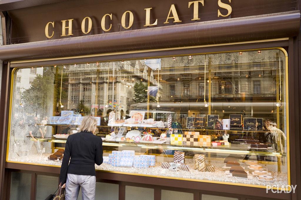 (未完成)去瑞士,寻找寻找世界上最好吃的巧克力