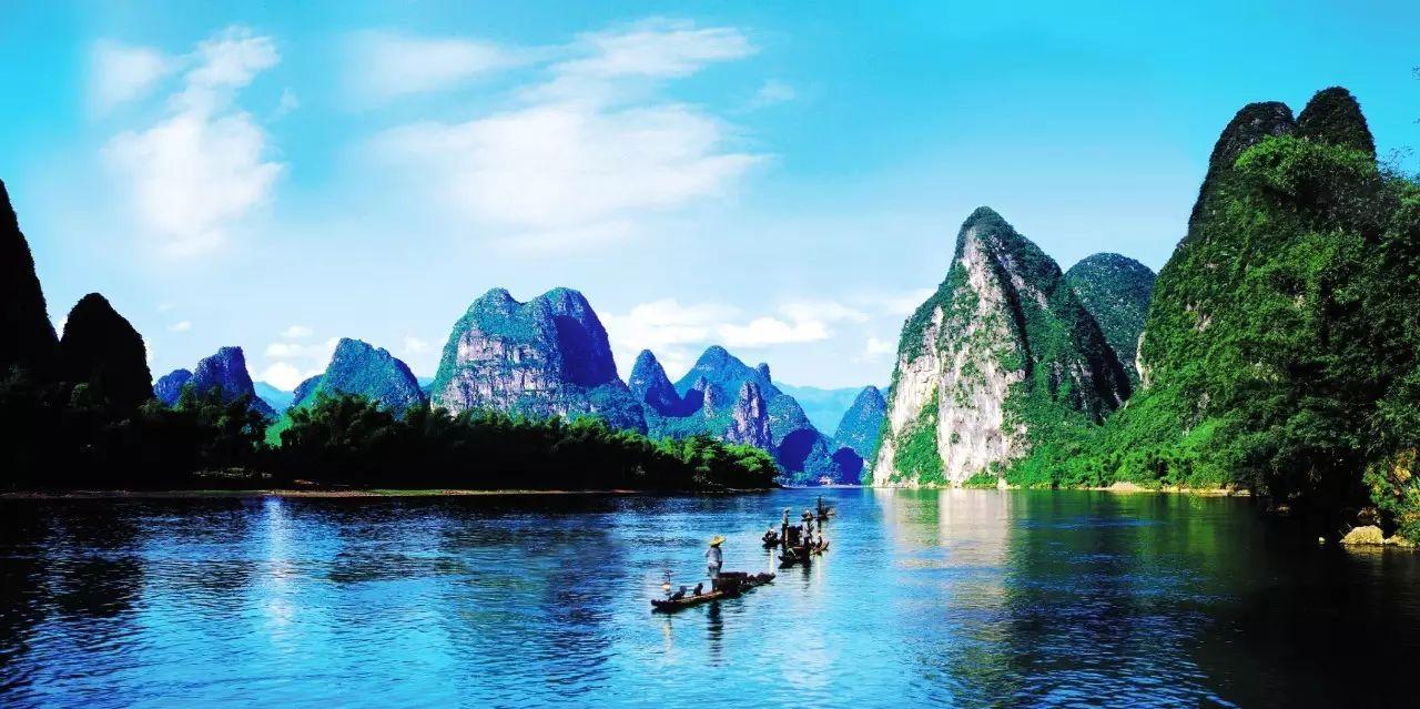 漓江风光(图/桂林旅游局)图片