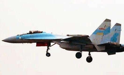 俄罗斯已向中国交付第二批10架苏-35战机