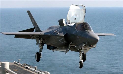 日拟引进F 35B应对中国 欲使护卫舰变攻击性航母