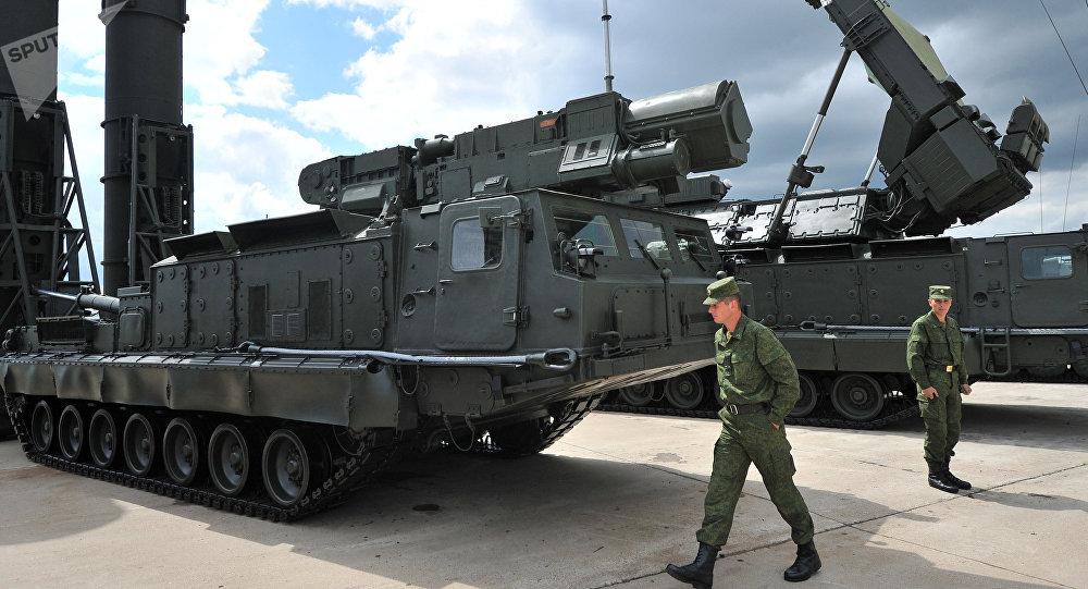 """俄媒:俄防空系统多次跟踪美军机 美军""""相当紧张"""""""
