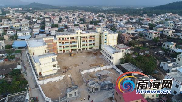海南20所公办幼儿园完成主体建设 将新增5560个学位