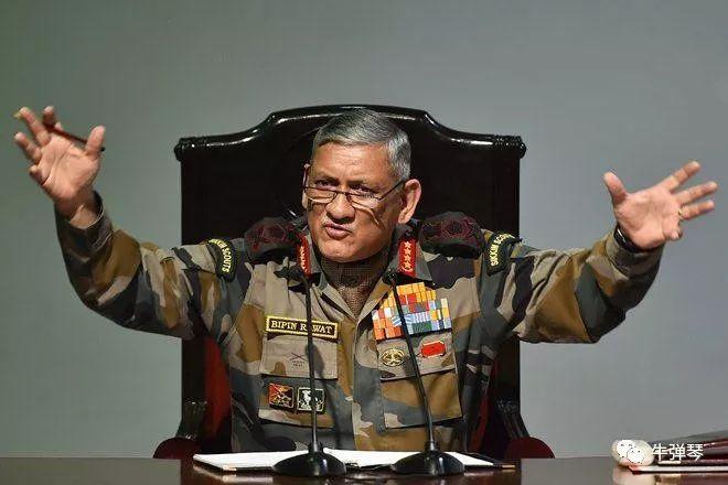 午报:警惕!印度军方向中国释放三个强烈信号,意味深长…