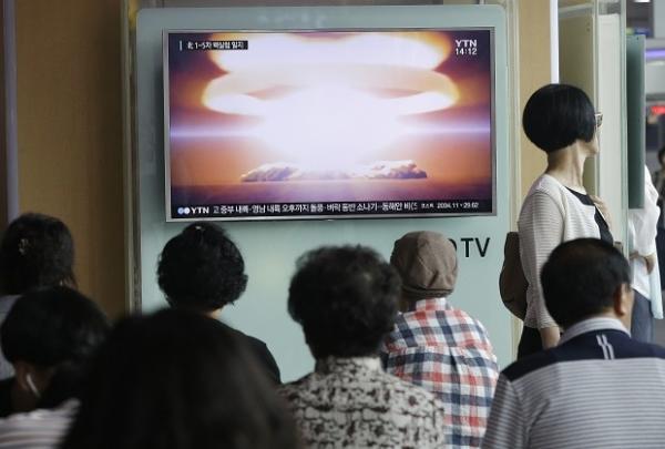 里根总统顾问:我们有必要为保护韩国挨核弹吗?