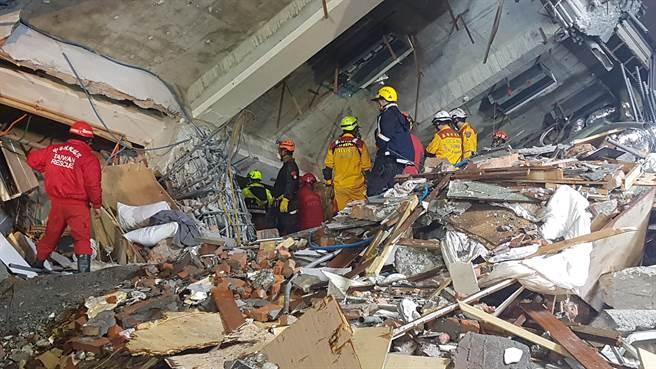 台湾地震台当局感谢各方慰问 却唯独漏了大陆