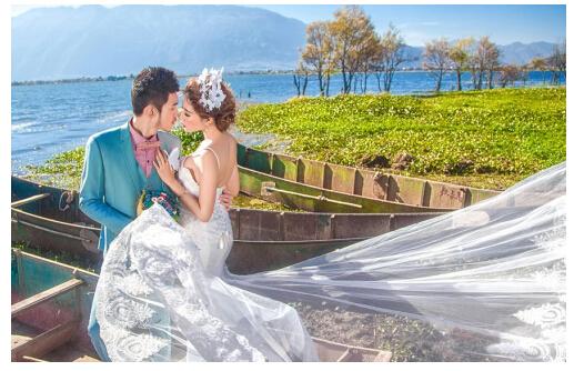 海南三亚婚纱摄影婚纱照风格哪家好?