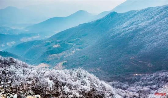 四季风景各不同 摄影师镜头中的四季金寨