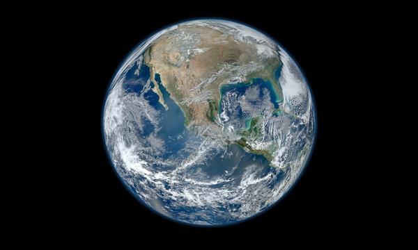 NASA公布在地球61亿公里外拍摄的最远照片