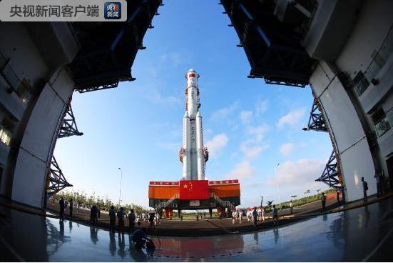 长征七号火箭