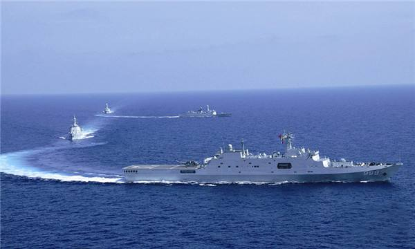 英媒:印度确实打算出兵马尔代夫 却被中国海军阻止