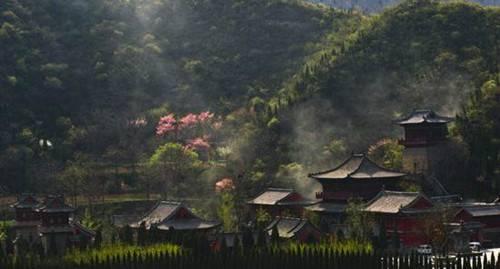 巩义市青龙山慈云寺第五届桃花祈福文化节将于3月17日开幕