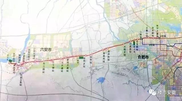 """对于安徽省来说,未来城市的发展与轨道交通密不可分。从一开始的京九铁路带起了蚌埠、阜阳成为全国交通重要枢纽,到后来的高铁拉动合肥成为""""时钟型""""中国高铁重镇,再到现在各市都要修建的城市轨道交通。 与之相对应的就是各市房价的稳步走高。虽说房子的涨幅有各方面推动原因,但是城市交通的发展可以说是重要的推手。 2 地铁地铁通车房价暴涨超100% 有一些不得不忽视的数据与规律: 距离:距离地铁400-800米的房子,价格要比周边房子贵出6."""