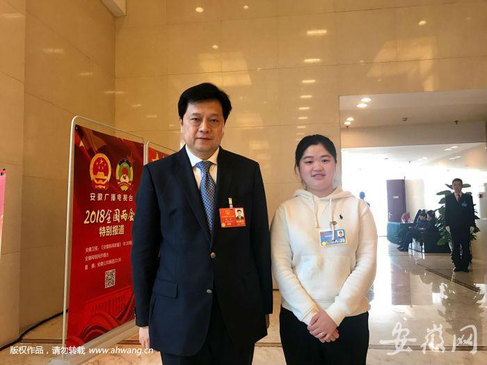 """宿州市长杨军:建设""""中国云都"""" 培育知名品牌"""