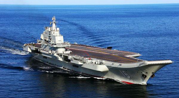 重大信号?特殊时刻,辽宁舰驶入台湾海峡