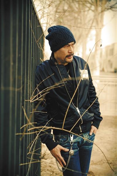 徐锦江:生活中我不是个凶悍的人