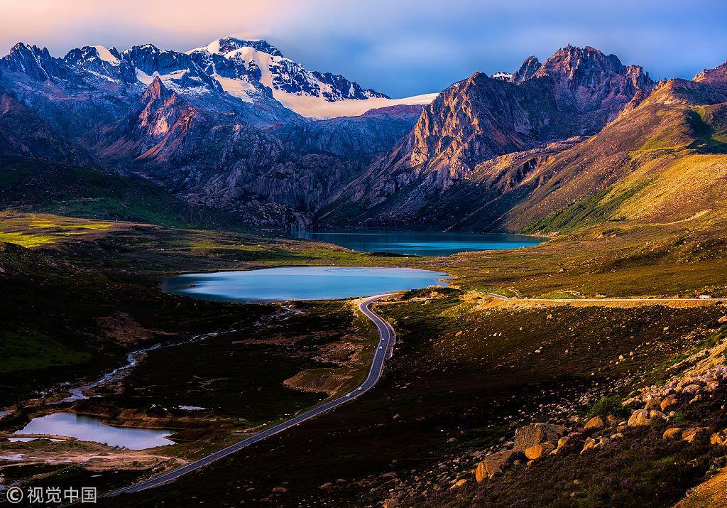 中国这条世界级黄金旅游线即将诞生!1.5小时走遍10余处5A景区和国家公园!