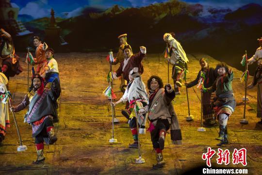 """西藏""""藏援""""故事《共同家园》将参加全国优秀舞台剧目展演"""