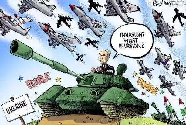 """普京反击开始,直接甩出""""王炸!"""