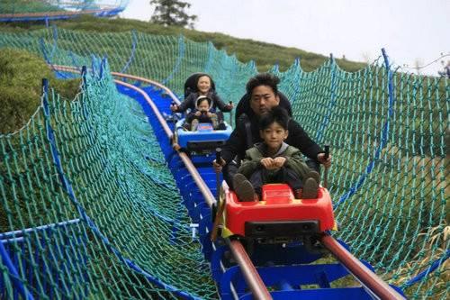 清明小长假 西九华山风景区人气爆棚_河南频道_凤凰网