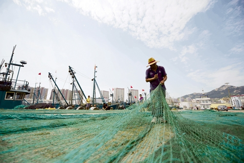 我想在威海石岛找份出海打渔的工作谁知道那家渔船公司招工吗能把公司