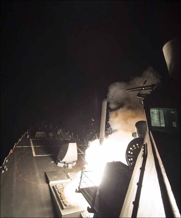 俄誓言拦截美国所有导弹 特朗普发推:来了,等