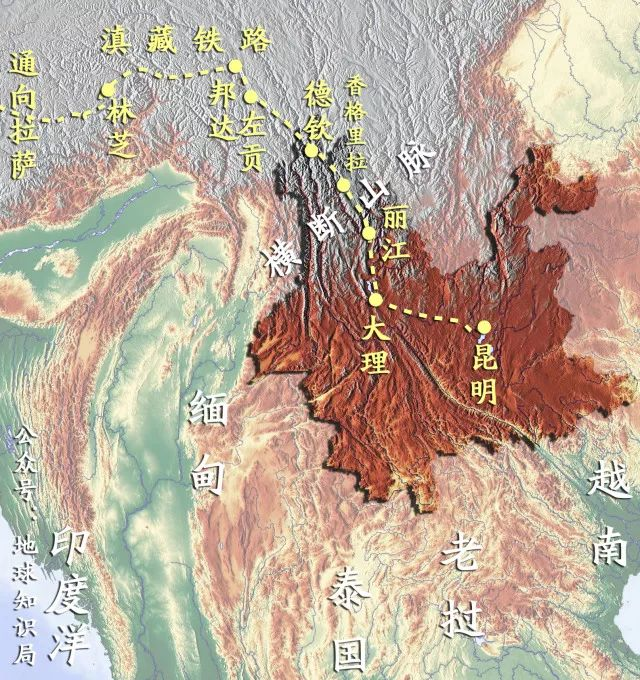 从四川到西藏 川藏线对中国意味着什么?
