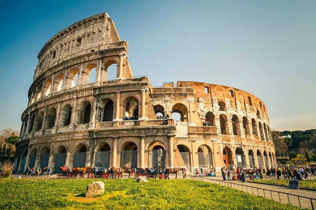 无论假日长短 你都可以漫步于春夏之交的罗马城!