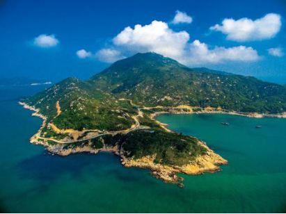 岛屿 台地
