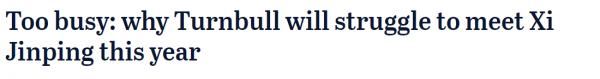 9 《悉尼先驱晨报》网站报道截图