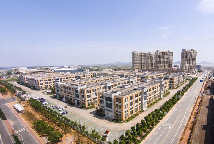 温岭东部新区小微企业园。.jpg