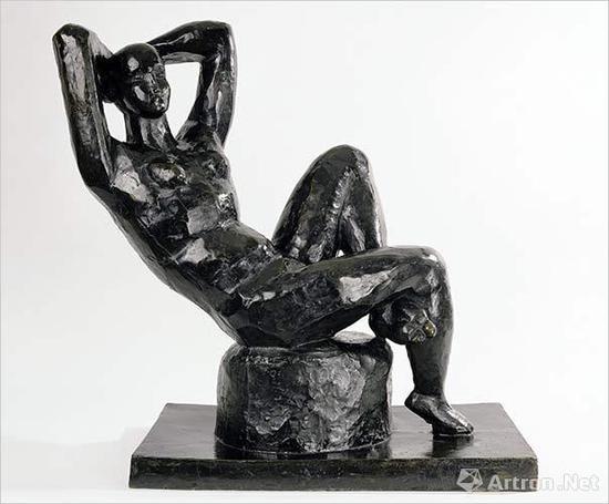 马蒂斯《裸体》1922-1929