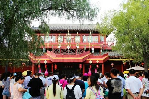 5.19中国旅游日清明上河园超值大福利来袭