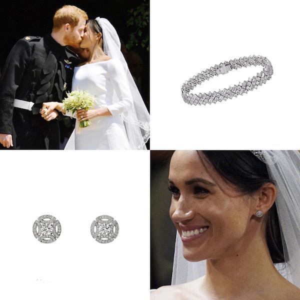 英王室的珠宝传奇 从梅根婚礼的冠冕说起