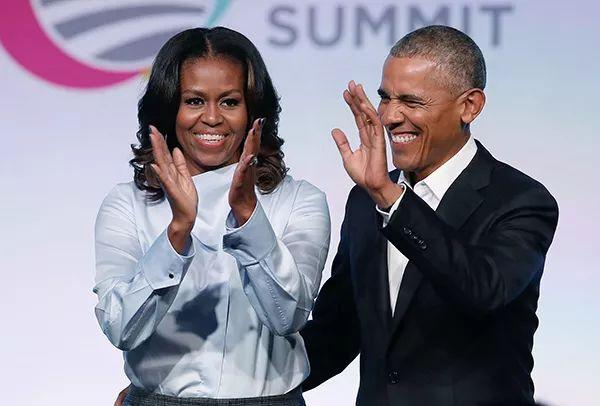 奥巴马正式进军演艺圈!片酬是总统年薪数十倍