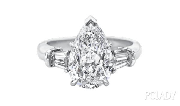 张雨绮说:一克拉以下的钻石不值钱