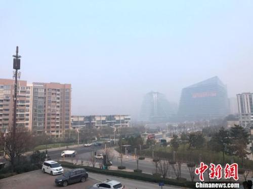资料图:西安曲江新区的建筑。张一辰摄