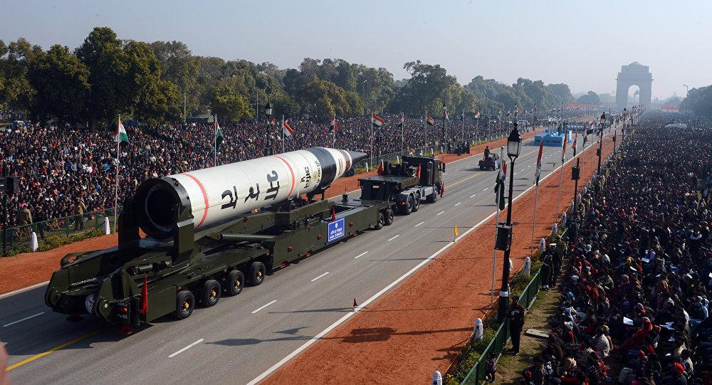 印度研究烈火6洲际导弹 射程上万公里还能潜射